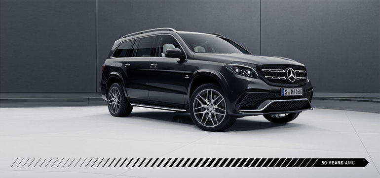 A look at Mercedes-Benz' AMG new vehicle lineup