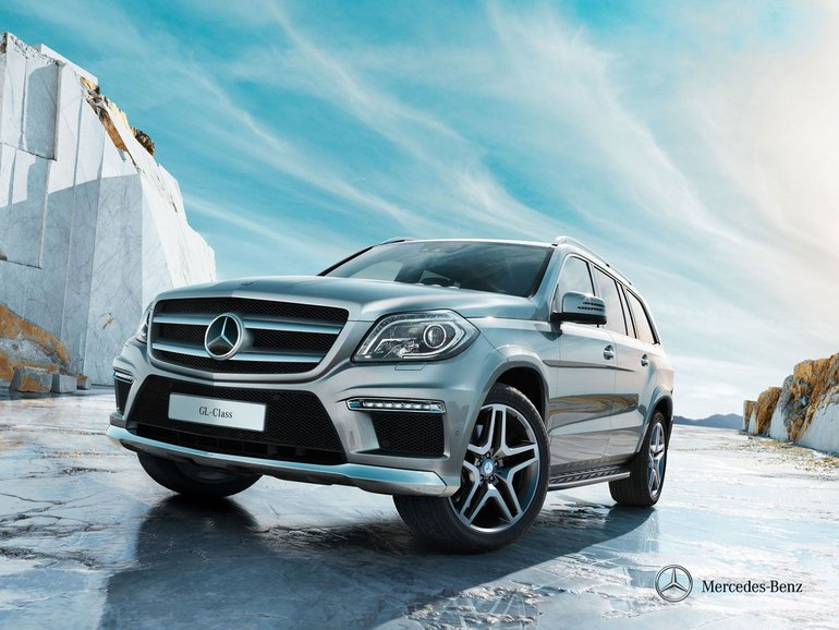 2015 Mercedes-Benz GL-Class – One of the best SUVs of its kind