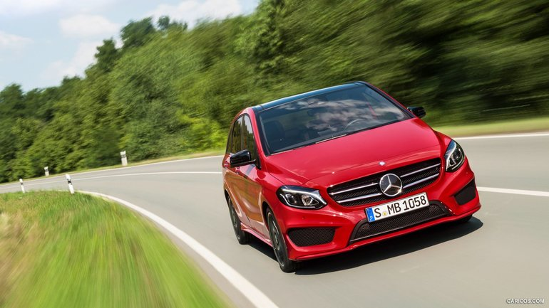 2015 Mercedes-Benz B Class 4MATIC - X-Small German engineering