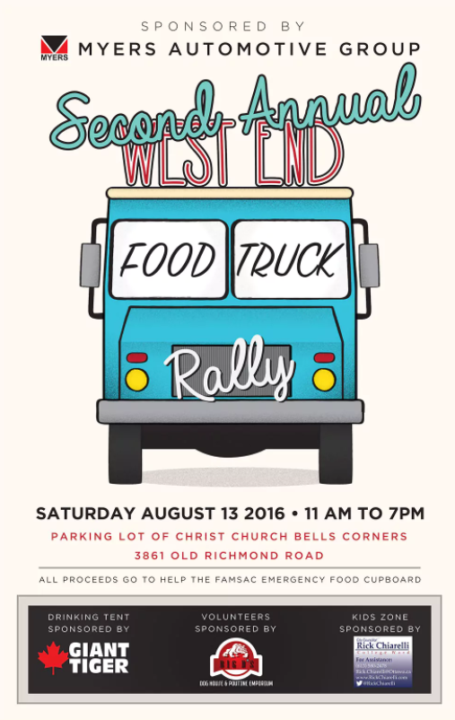 Second Annual West End Food Truck