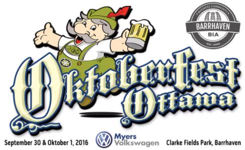 Oktoberfest Ottawa 2016