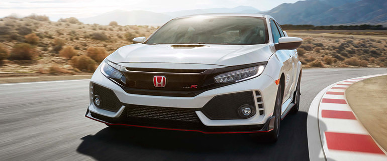 The Bestselling Car in Canada is Getting Better with the 2017 Civic Type R