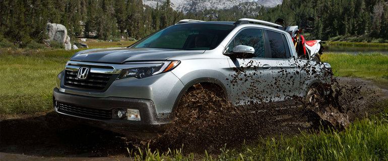 The Honda Ridgeline is Finally a