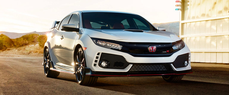 Paris 2016: New Honda Civic Type R Prototype Makes Debut