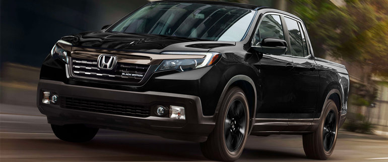 Toronto 2016: All-New Honda Ridgeline