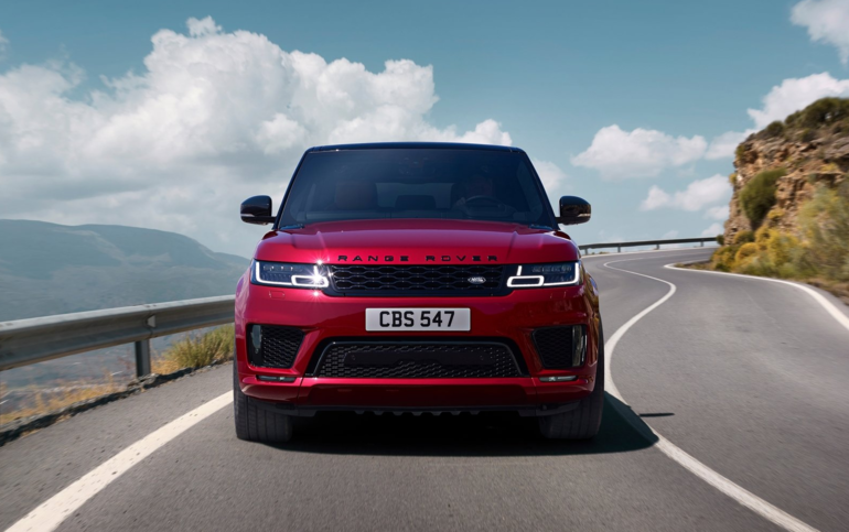 2018 Range Rover Sport: Stylish Inside and Out
