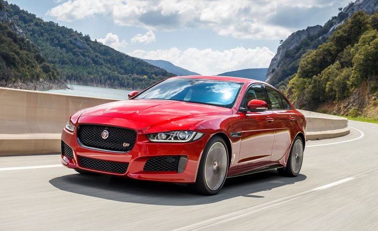 2018 Jaguar XE: Elegance and Performance