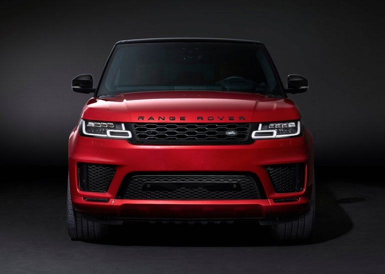 2018 range rover sport performance and practicality