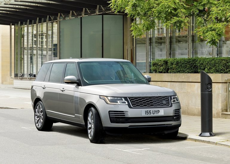 2018 Range Rover: The Granddaddy