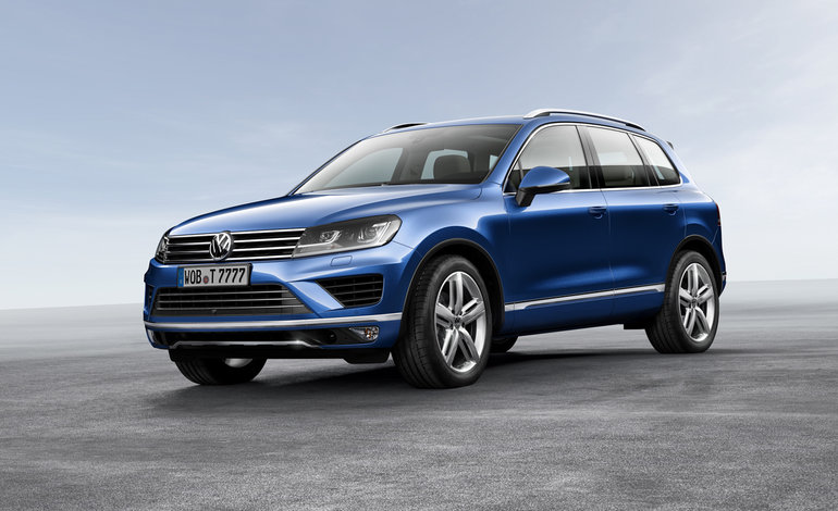 Volkswagen Touareg 2015 d'occasion : un VUS de luxe sans prestige