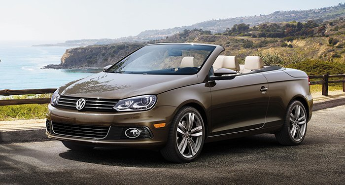 Volkswagen Eos 2015 : Celle qu'on oublie