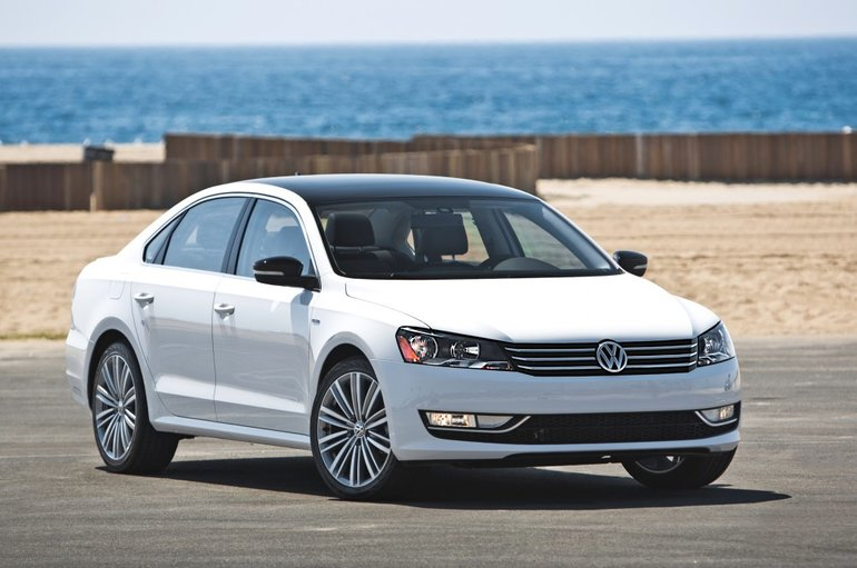 Volkswagen Passat 2014 : Das auto!