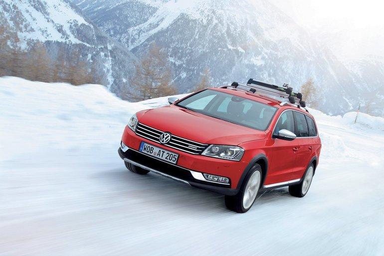 Winter Driving According to Volkswagen