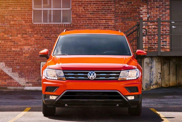 2018 Volkswagen Tiguan: One Handsome Beast