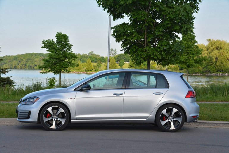 A Very Powerful Volkswagen Golf GTI For Worthersee