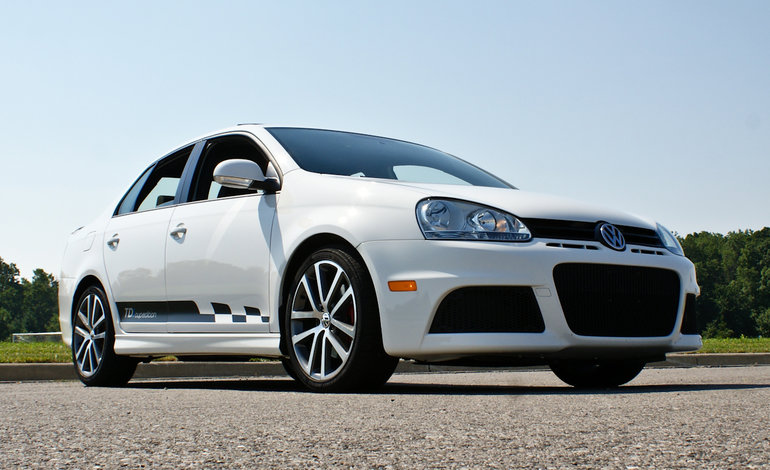 Volkswagen Jetta TDI Cup Series: On the Track With the Kids