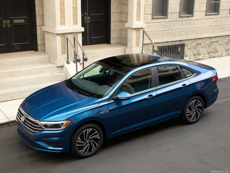 The 2019 Volkswagen Jetta Has Everything You're Looking for