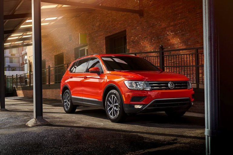 2018 Volkswagen Tiguan: The SUV That's Easy to Love