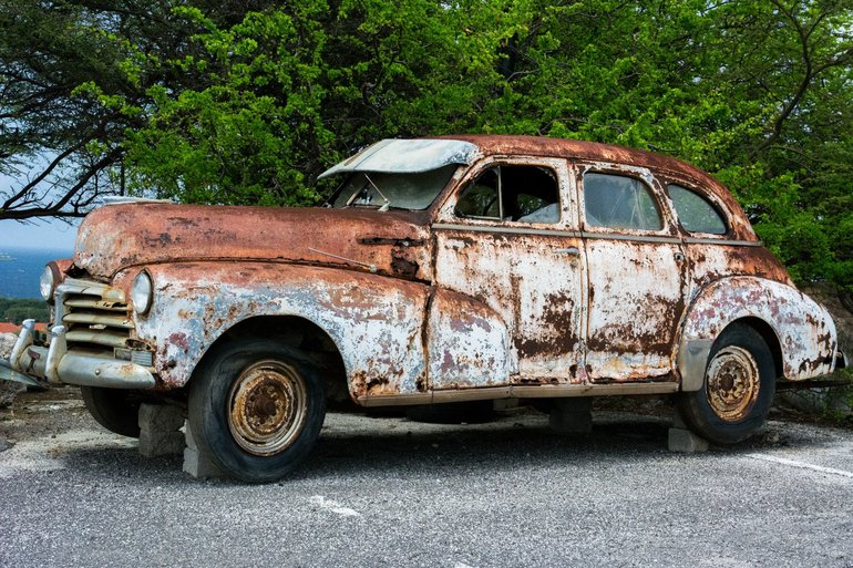 Should You Drive an Old Car into the Ground?