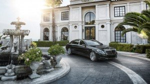 Mercedes-Benz S600 Guard Combines Safety with Luxury