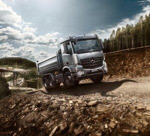 Mechanical Engineering Company Adds Mercedes-Benz Arocs 3363S to Fleet