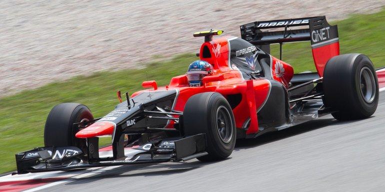 Manor Marussia adoptele moteur V6 de Mercedes-Benz