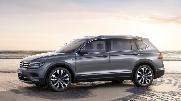 2018 Volkswagen Tiguan: You'll Enjoy Driving It