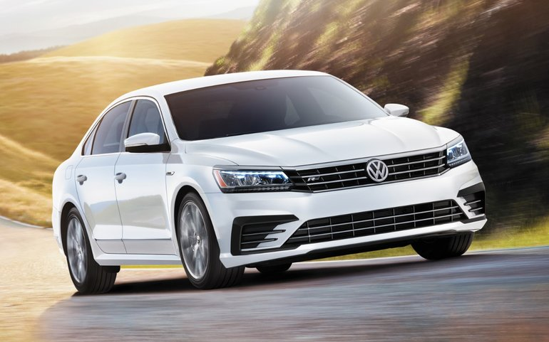 2018 Volkswagen Passat GT Version Unveiled at NAIAS