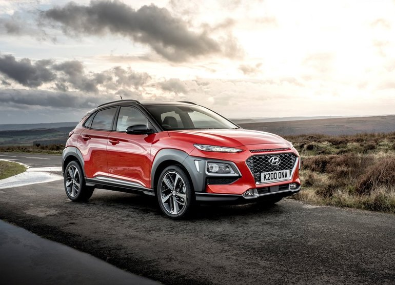 Everything You Want to Know About the 2018 Hyundai Kona