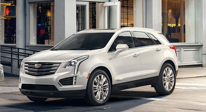 2018 Cadillac Xt5 A Compact Luxury Suv That Meets Several Needs