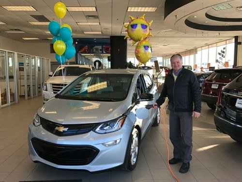 The Superstars at Surgenor Gatineau in 2017: Chevrolet Volt and Chevrolet Bolt