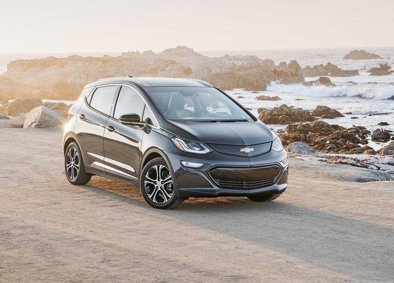 An Overview of the 2017 Chevrolet Bolt