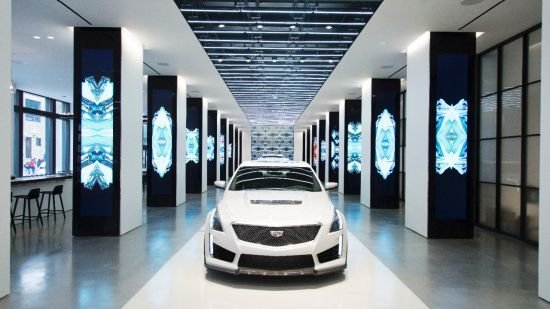 Cadillac Opens Cadillac House in New York