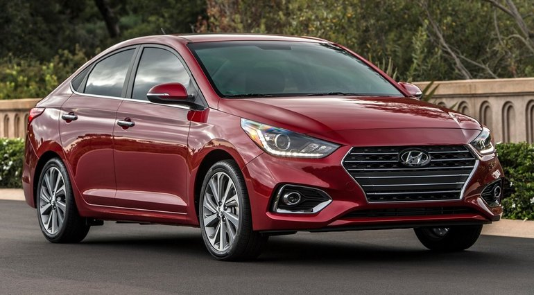 The All New 2018 Hyundai Accent