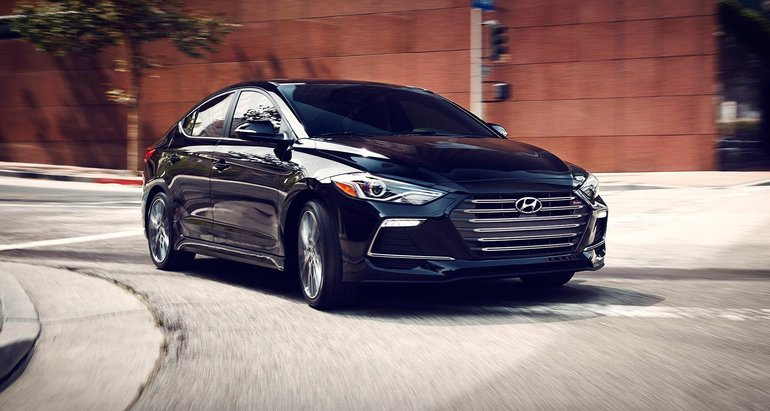 Four Exiting Features of the All New Hyundai Elantra Sport