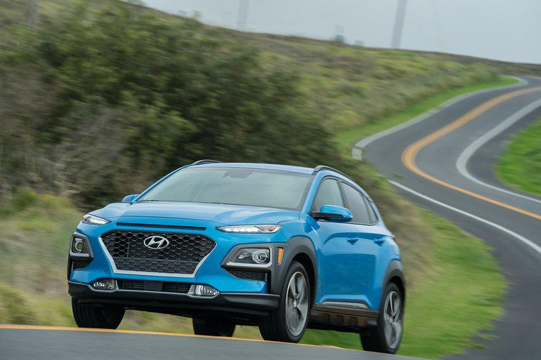 2019 Hyundai Kona: The new kid on the block