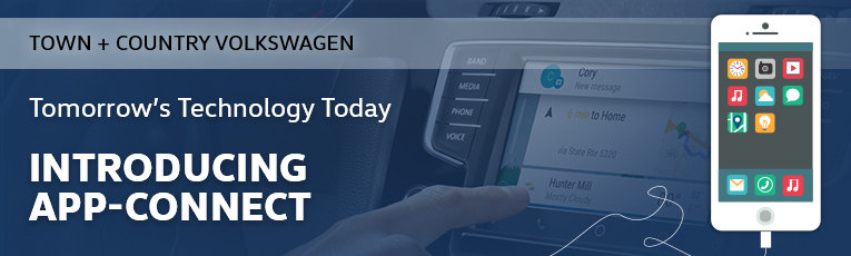 Volkswagen App Connect