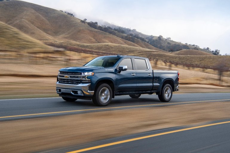 2020 Chevrolet Silverado's New, Advanced 3.0L Duramax Turbo-Diesel Redefines Expectations