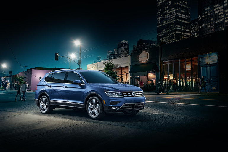 A few 2019 Volkswagen Tiguan reviews