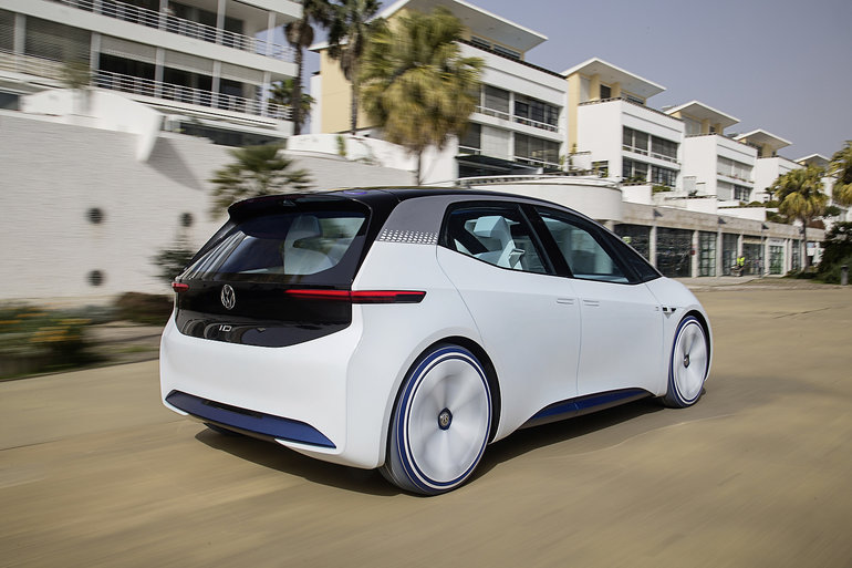 All-electric Volkswagen I.D. will cost less than $30,000