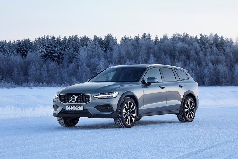 2019 Volvo V60 Cross Country : The Perfect Getaway Car