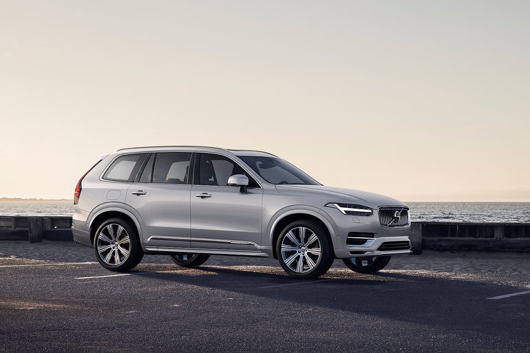 Refreshed 2020 Volvo XC90 and XC60 get more T8 Plug-In Hybrid Range