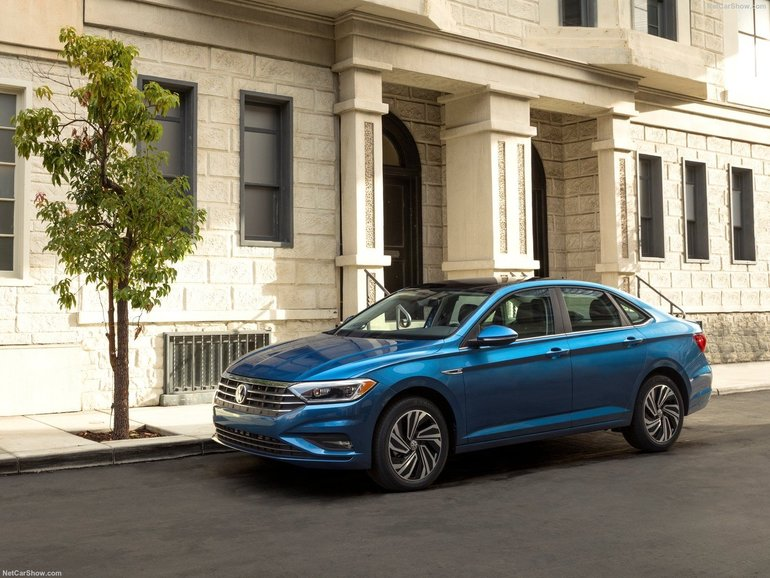 Let's Take a Closer Look at the Brand New 2019 Volkswagen Jetta