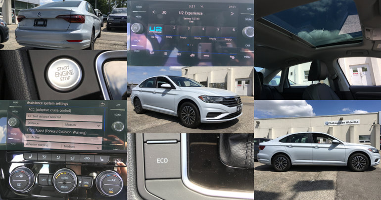 2019 Jetta Highline