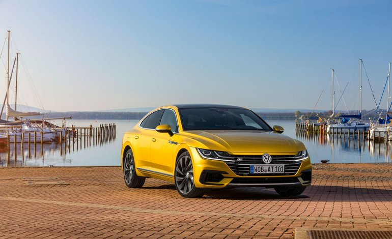 New 2019 Volkswagen Arteon Confirmed for Canada
