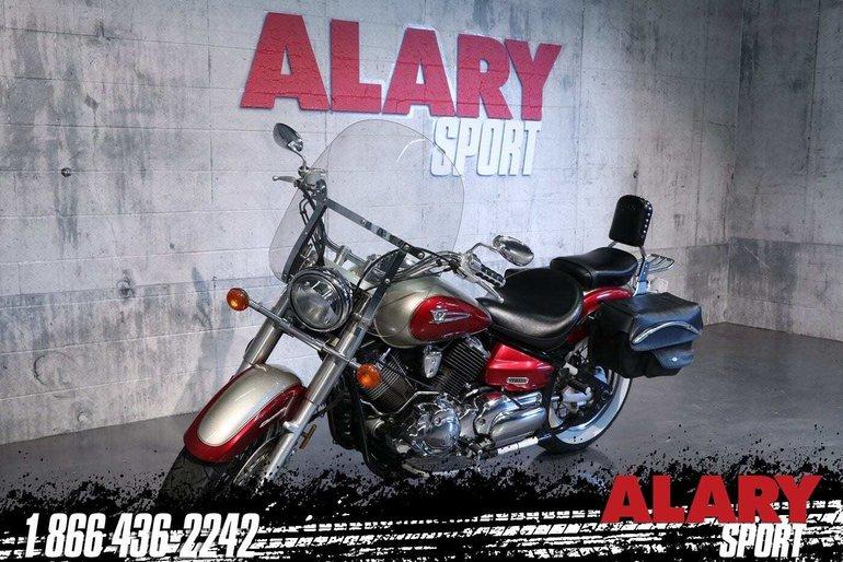 Alary Sport in Saint-Jérôme | Pre-owned 2004 Yamaha V-Star