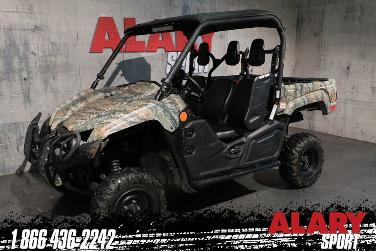 Alary Sport In Saint Jerome Pre Owned 2014 Yamaha Viking 700 Eps Cote A Cote For Sale