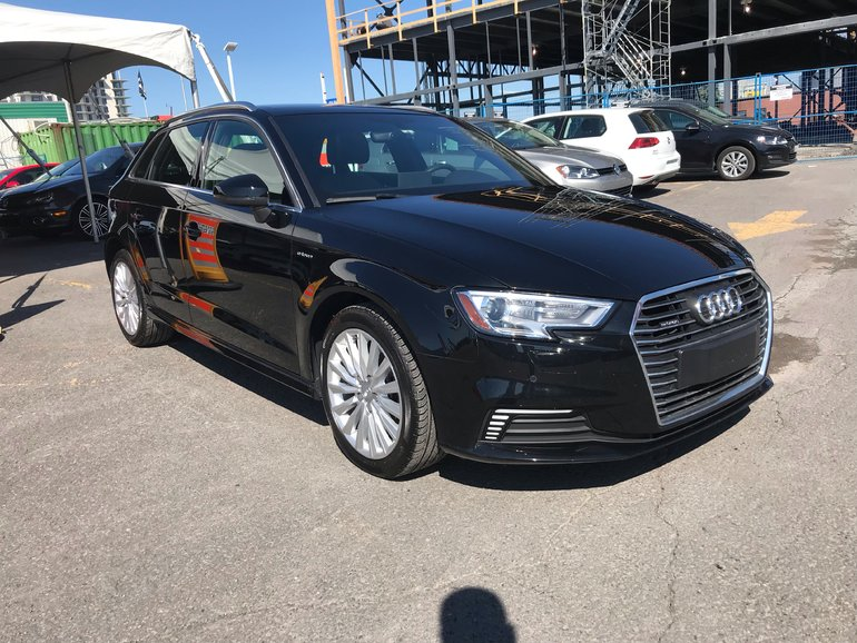 Used 2018 Audi A3 Sportback E Tron Hybride For Sale