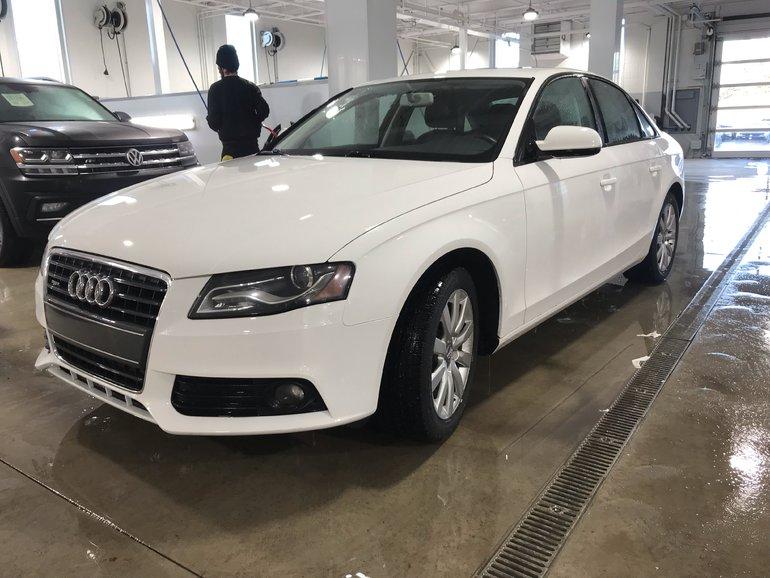 2012 Audi A4 Premium 2.0T