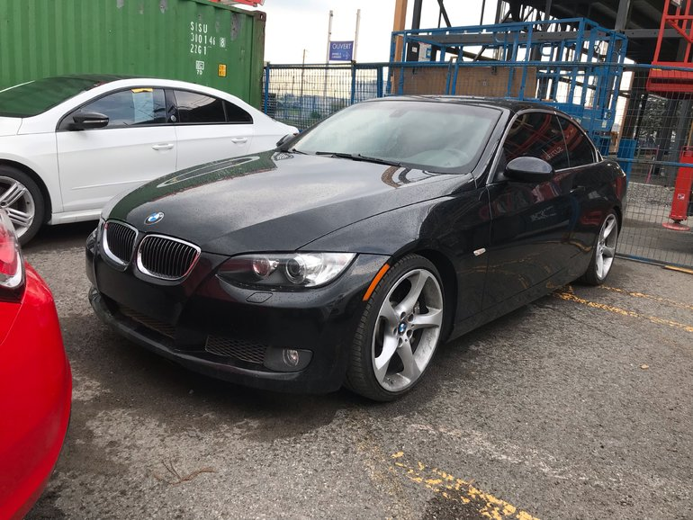 2008 BMW 3 Series 335i+Cuir+Bluetooth+Bouton démarrage+Man